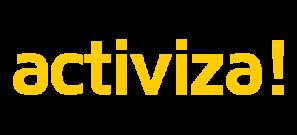 activiza logo amarillo